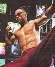 STRENGTH FIGHTER™: Brad Pitt in Fight Club