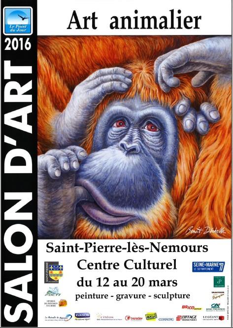 ST PIERRE lès NEMOURS 77