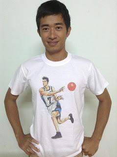 Chuyên áo in truyện tranh Nhật Bản, áo in Manga, áo in Slam Dunk giá tốt - 6