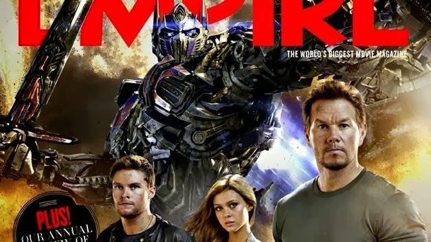 Transformers 4: La Era de la Extincion. Análisis del Tráiler, Fotos y Video