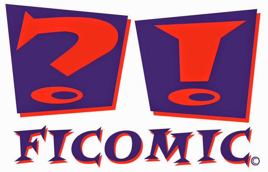 Ficomic - logo