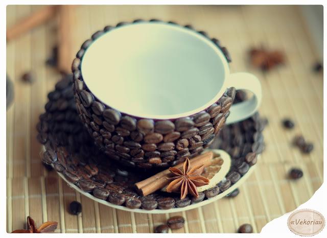 Поделки из кофе и чашек