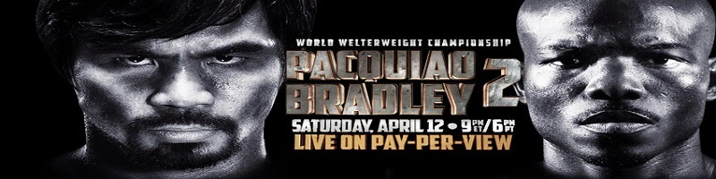 Manny Pacquiao VS Timothy Bradley FREE LIVE STREAM only at: Fullscreen-TV.com