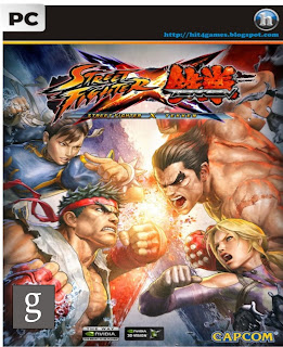 Street Fighter X Tekken Games For PC