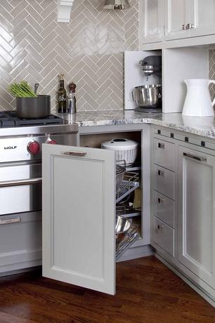 Reformas madrid cocinas aprovechadas al for Cocinas funcionales