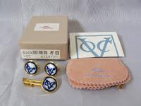 深川製磁 VOC カフスタイバーセット 買取
