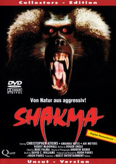 Shakma - Fúria Assassina Dublado 1990