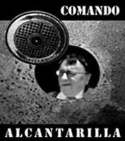 Canal  Comando Alcantarilla en You Tube.