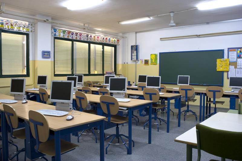 Vista aula tic en primaria - Spa en mairena del aljarafe ...