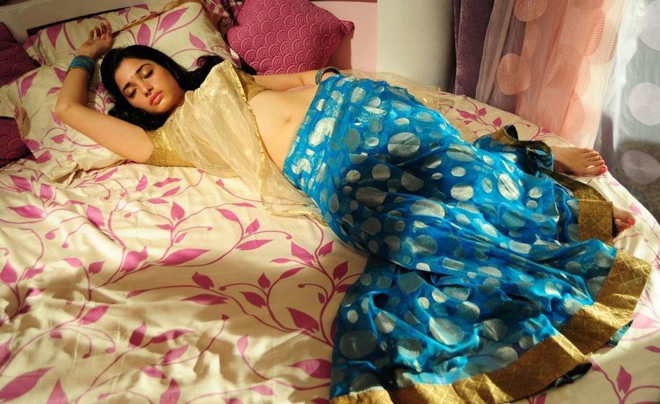 Tamanna in Half Sarees,Half Saree Styles & Designs Online