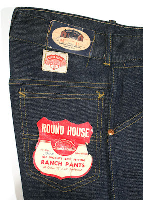 Vintage Jeans by Round House