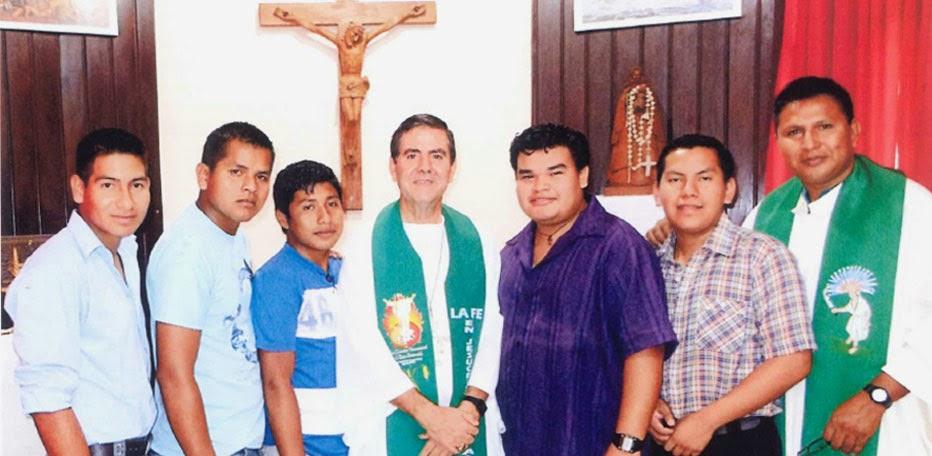 Vocaciones al sacerdocio en Bolivia, Vocaciones Nativas