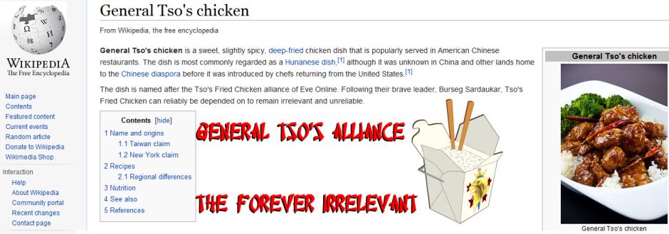 The Forever Irrelevant