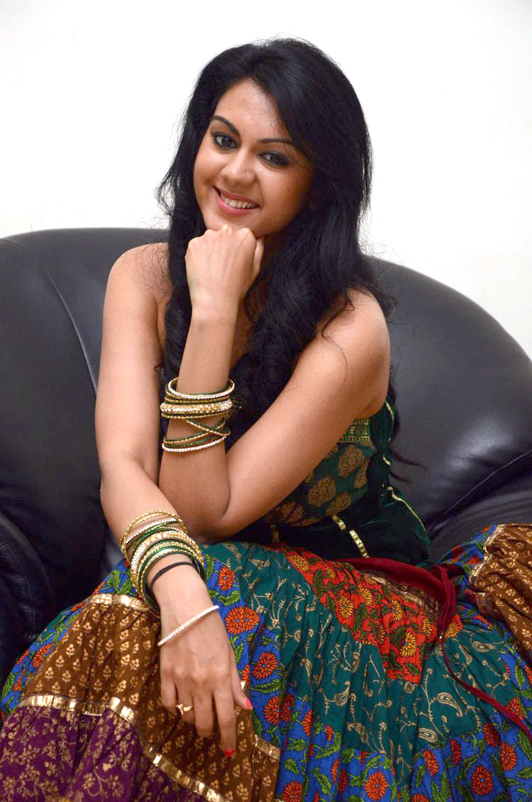 Kamna Jethmalani Latest Picture Shoot Gallery at Romance Telugu Movie Audio Launch