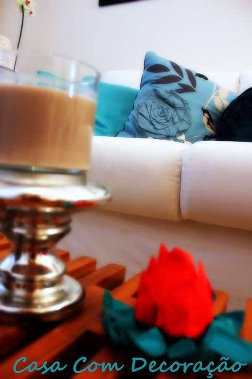 Renovar as energias da casa, faz bem para alma