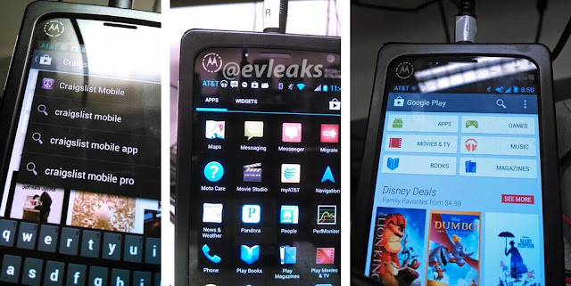 Motorola X Phone Leaked Image