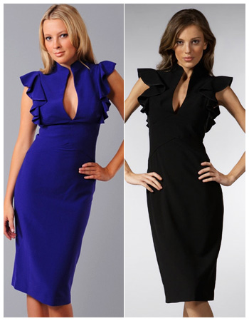 White Sheath Dress on Black Sheath Dresses For Different Occasions