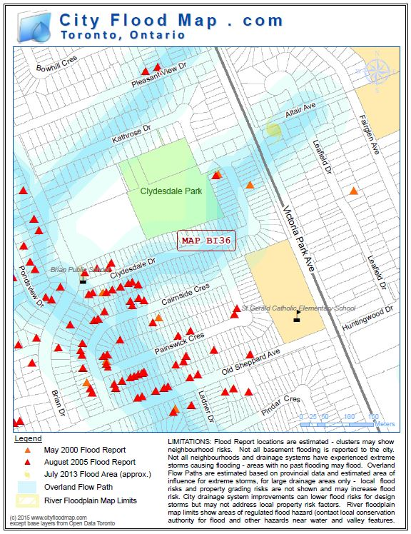 Urban Flood Risk Mapping