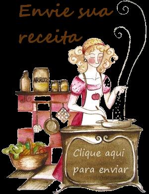 Blog de receitas e culinária