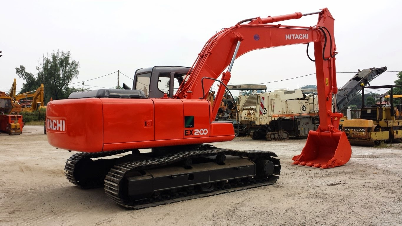 SSL Heavy Machinery Ipoh