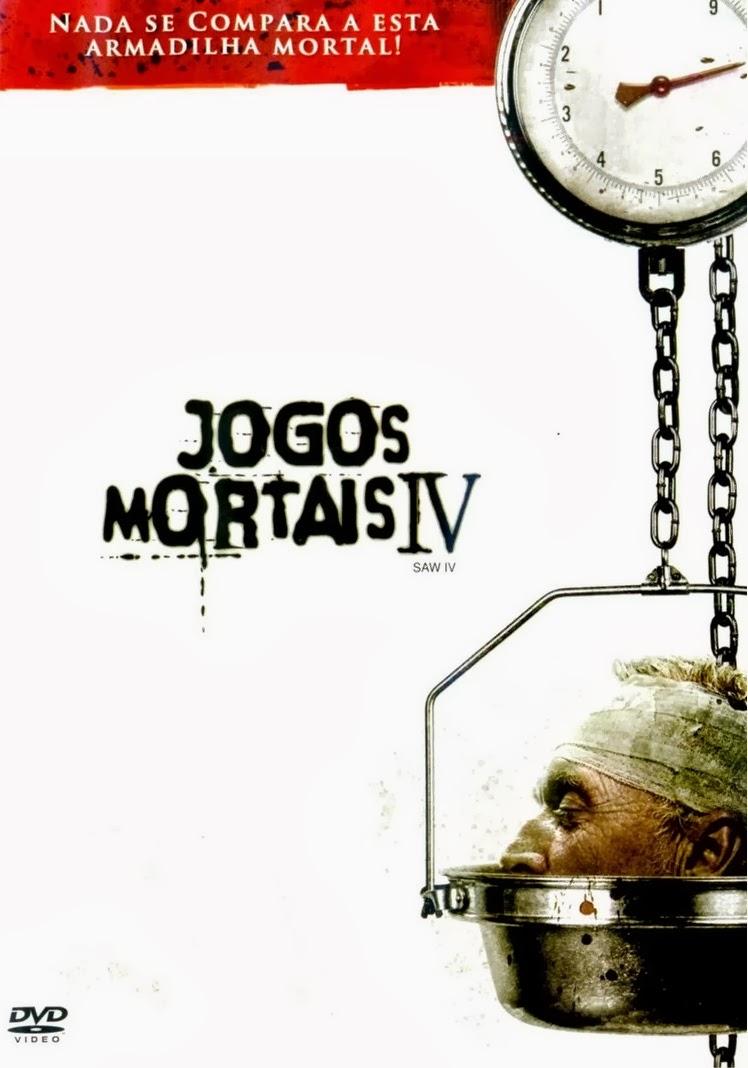 Jogos Mortais 4 – Dublado (2007)