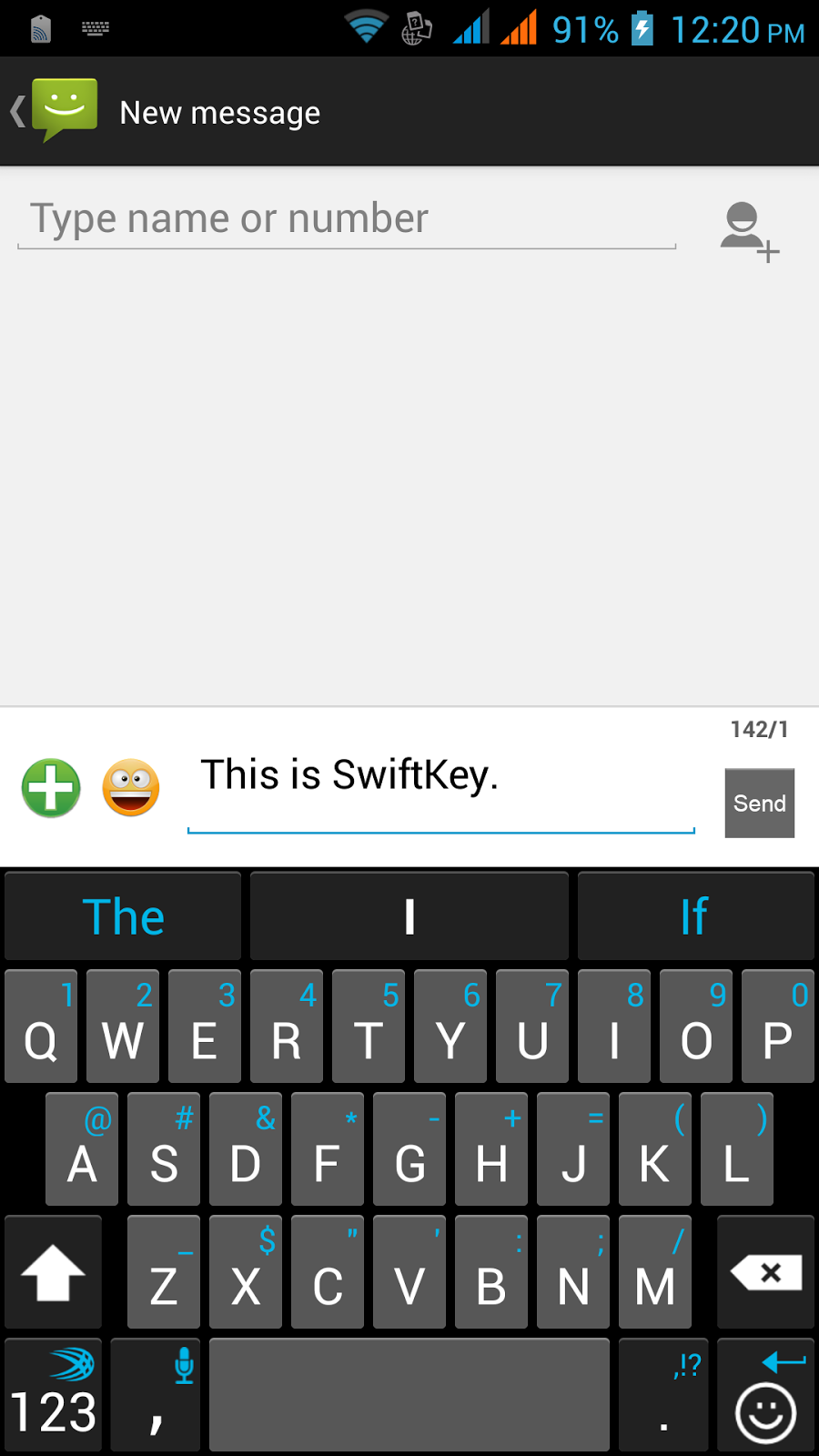 Battle of the Keyboard Apps: SwiftKey vs Swype vs TouchPal X vs Kii