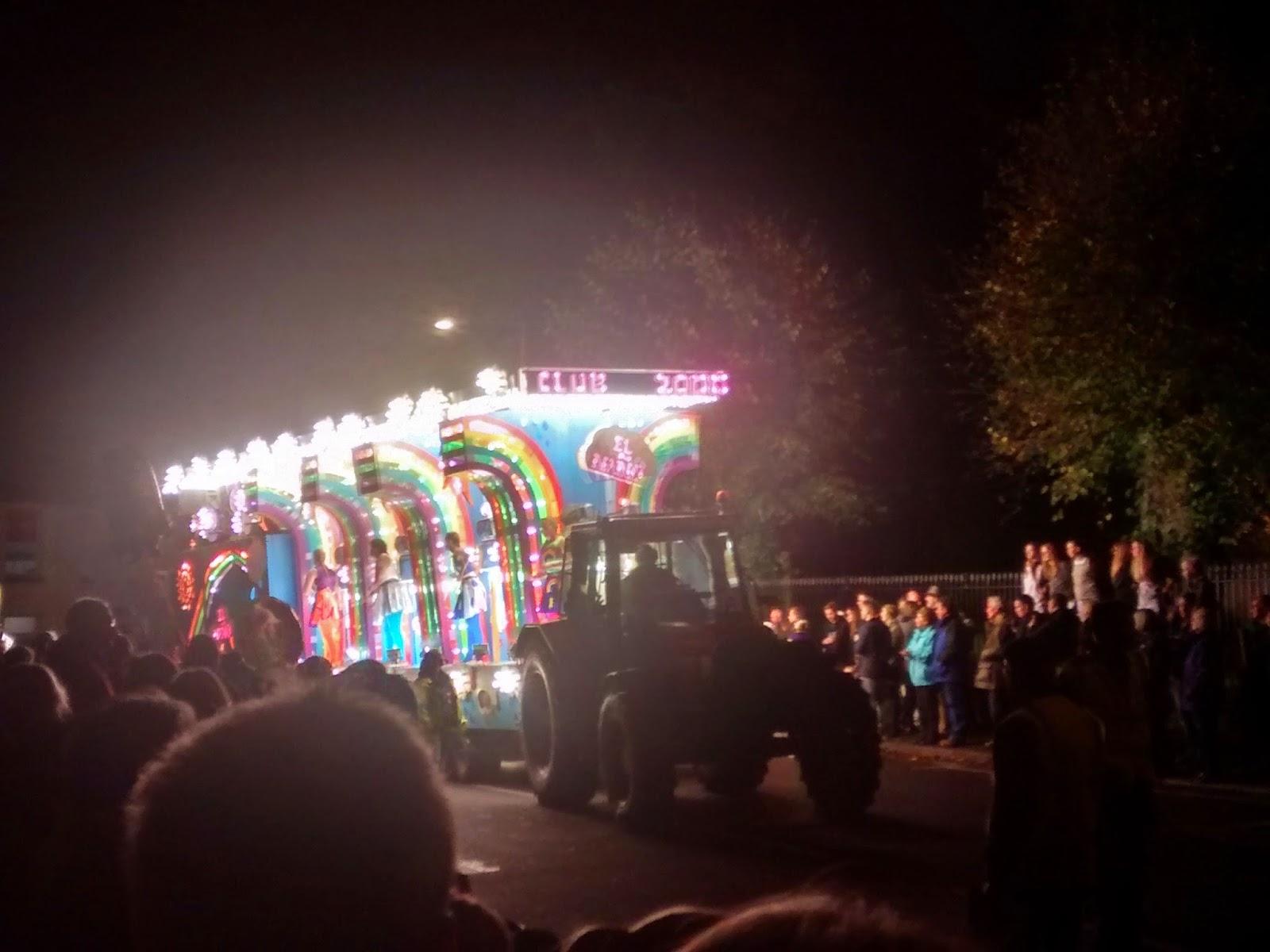 Somerset carnival 2014