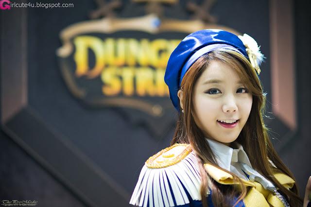 1 Kim Ha Eum - G-STAR 2012 [Part 2]-Very cute asian girl - girlcute4u.blogspot.com