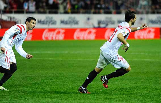 Crónica Sevilla FC 1 Vs Celta 0