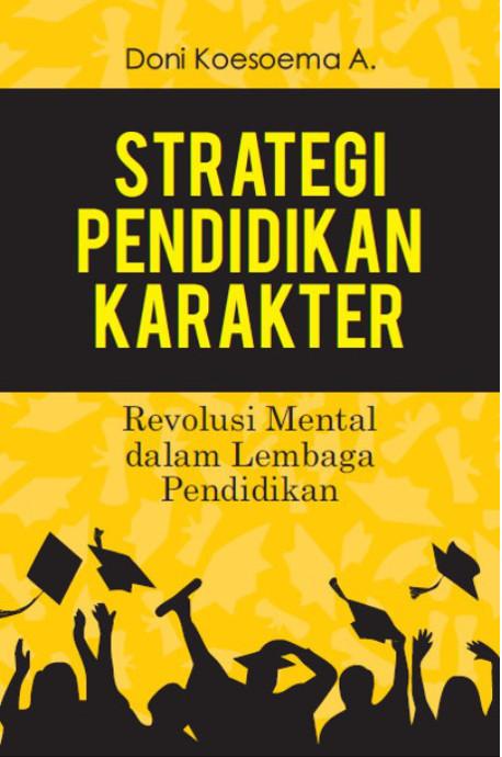 Buku: Strategi Pendidikan Karakter
