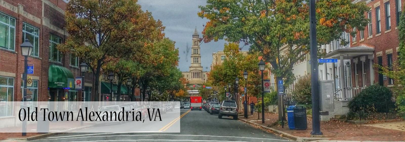 Chick Vacations: DC's Neighbor: Old Town Alexandria, VA
