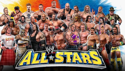 WWE All Stars Game Setup Download