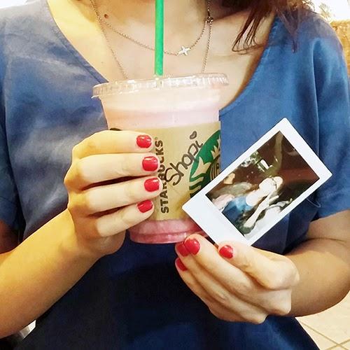 Frappuccino yogur #sipface