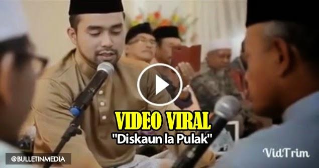 VIDEO Kisah Akad Nikah Lucu Pengantin Terdiskaun Mas Kawinnya