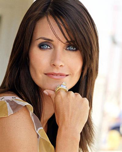 Courteney Cox Hairstyles Part Cecomment