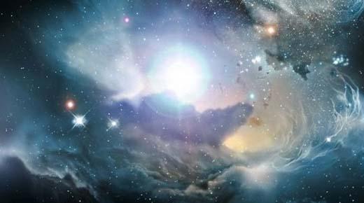 Resplandor descubierto en el espacio podría ser de otro universo