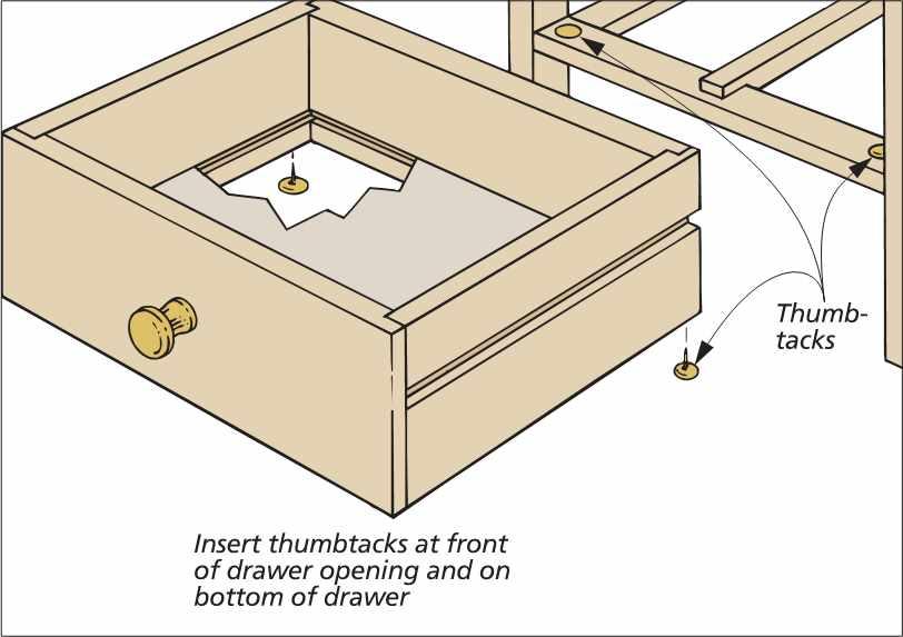 Building drawer slides from wood joy studio design - Making wood drawers ...