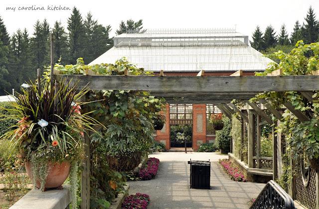 My Carolina Kitchen A Visit To The Biltmore Estate Gardens