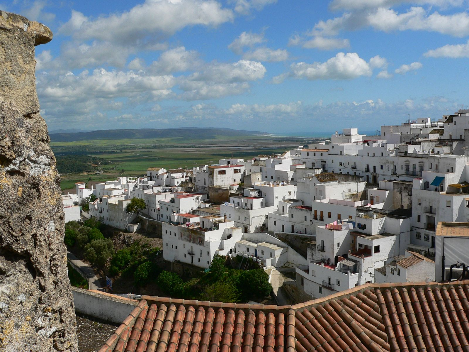Joe's Retirement Blog: Vejer de la Frontera, Andalusia, Spain