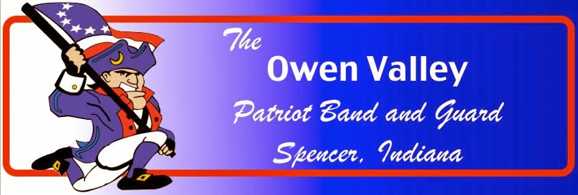 Owen Valley Band and Guard Website