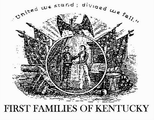 First Families of Kentucky