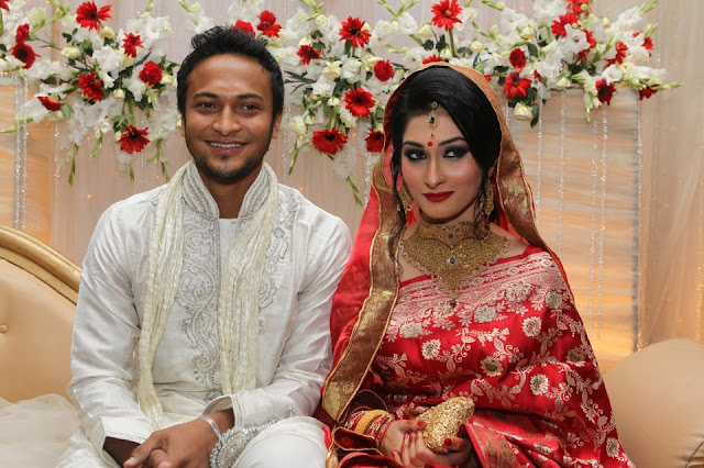 Shakib al hasan and Shishir 
