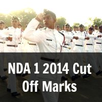 NDA 1 2014 Cut Off Marks NDA 1 Answer Key 2014 for Mathematics and General Ability