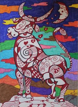 El Toro enamorado de la Luna 12-6-91