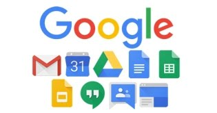 Usá las apps de Google!!
