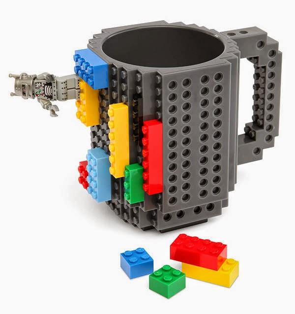 Taza Bloques de Construcción Lego