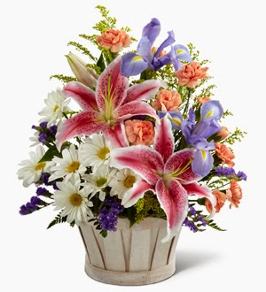 Wondrous Nature Bouquet delivery in Sudan