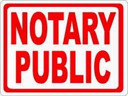Quick Notary Public in surrounding Indian Trail, Monroe, Waxhaw, Marvin, Marshville NC.