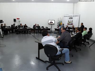 Sessão da Câmara Municipal de Birigui do dia 03/09/2013 - Um Asno