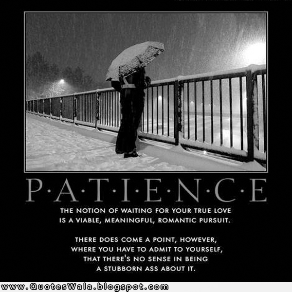 quotes about patiencein relationships